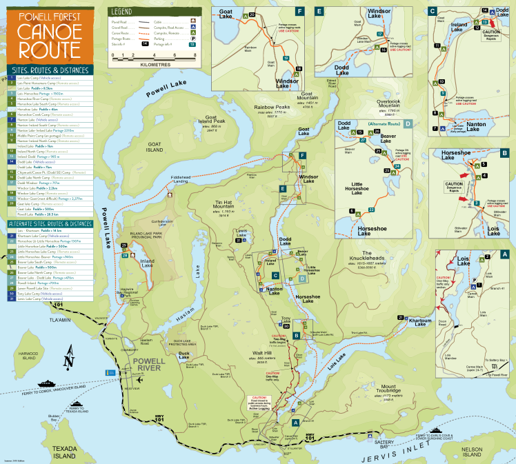 Powell-Forest-Canoe-Route-2018-Map-Image_Page_1-1